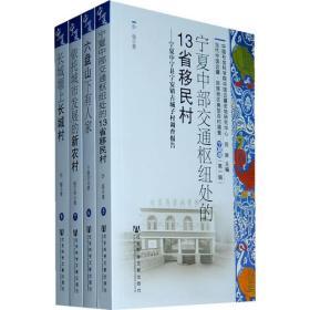 当代中国边疆·民族地区典型百村调查:宁夏卷(第一辑) 全四册