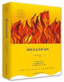 博集典藏馆:钢铁是怎样炼成的