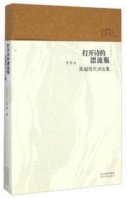 打开诗的漂流瓶:陈超现代诗论集(珍藏版)