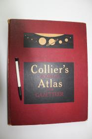 Colliers World Atlas and GAZETTEER