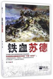 第二次世界大战战役史料:铁血苏德