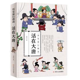 历史旅行指南 活生生的中国历史 活在大唐