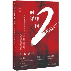 时评中国2:用静能量对抗狂热.