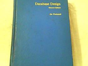 英文版 : 数据库设计