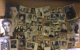 民国老照片有四十张左右  看图