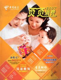 中国电信.2007页页消费