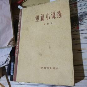短篇小说选第四册