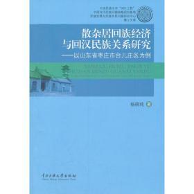 散杂居回族经济与回汉民族关系研究