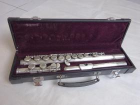 YAMAHA雅马哈【221型】645431正品老长笛.
