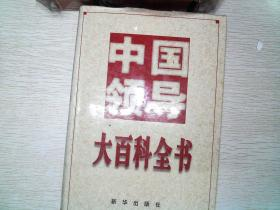 中国领导大百科全书 第六卷 有黄点
