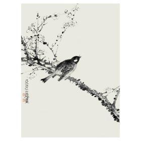 大来文化 马勇 真迹字画 当代水墨大师 知名画家作品 收藏国画宣纸包邮00136