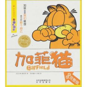 梦吃成真系列1 重磅出击加菲猫