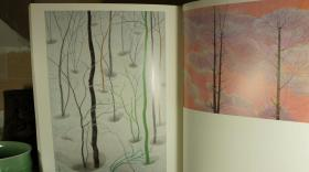 现代日本画全集 卷3单售 小野竹喬 8开大本 现代画拍卖最高价创造者