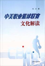 中美职业篮球联赛文化解读魏磊 著