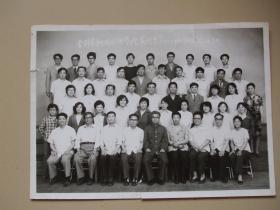 老照片:吉林省科技外语学院英语系八O、三班毕业留念