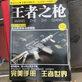 王者之枪 世界经典狙击枪