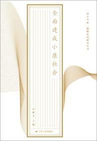 """""""四个全面""""战略布局研究丛书全面建设小康社会 宋林飞 江"""