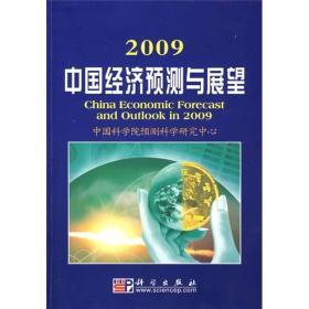 2009中国经济预测与展望