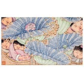 大来文化 吴浩 真迹字画 当代水墨大师 知名画家作品 收藏国画宣纸包邮00142