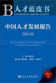 中国人才发展报告