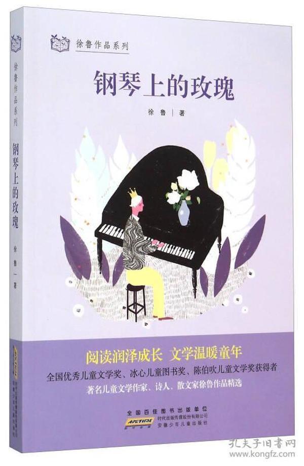 徐鲁作品系列:钢琴上的玫瑰