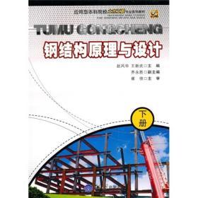 钢结构原理与设计下册