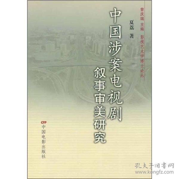 中国涉案电视剧叙事审美研究
