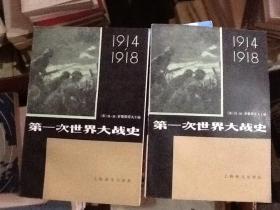 第一次世界大战史.1914----1918.上下