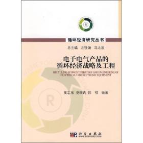 電子電氣產品的循環經濟戰略及工程