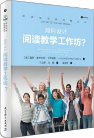 阅读教学新视野丛书 如何设计阅读教学工作坊?