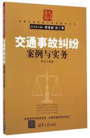 法律专家案例与实务指导丛书:交通事故纠纷案例与实务