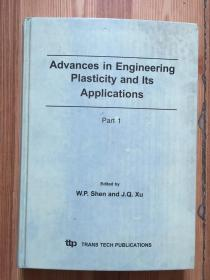 Advances in Engineering Plasticity and Its Application Part 1