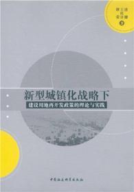 新型城镇化战略下:建设用地再开发政策的理论与实践