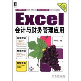 Office办公无忧:Excel会计与财务管理应用 含光盘  9787111361183  机械工业出版社