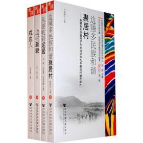 当代中国边疆.民族地区典型百村调查:新疆卷(全4册)
