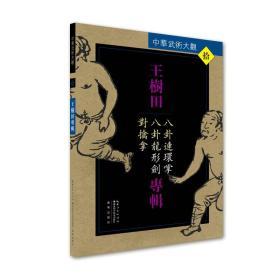 王树田专辑(八卦连环掌八卦龙形剑对擒拿)/中华武术大观