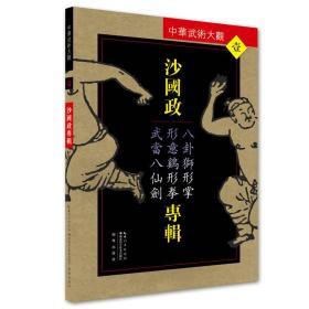 沙国政专辑:八卦狮形掌、形意鸡形拳、武当八仙剑