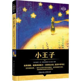 小王子 教育部重点推荐书目 新课标必读 名师讲名著 精装彩图版