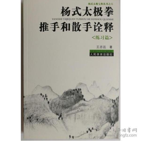 杨式太极拳推手和散手诠释《练习篇》