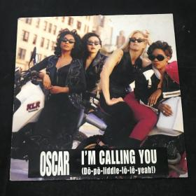 黑胶唱片 OSCAR I'M CALLING YOU