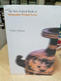 New Oxford Book of Romantic Period Verse