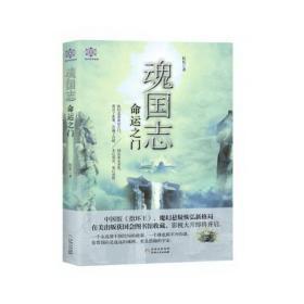 魂国志-命运之门 杭松 贵州人民出版社