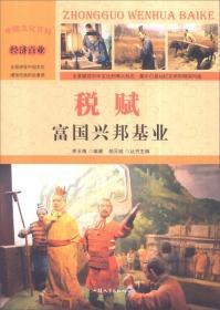 中国文化百科-税赋:富国兴邦基业(彩图版)/新