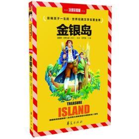 金银岛(注音彩图版)—世界经典文学名著金库?注音版
