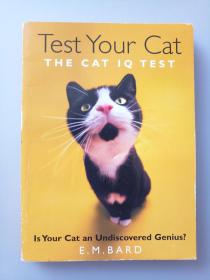 Test Your Cat (THE CAT IQ TEST)