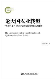 论大国农业转型