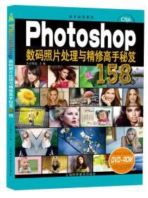 高手秘笈系列:Photoshop数码照片处理与精修高手秘笈158招