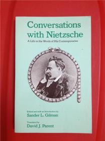 Conversations with Nietzsche: A Life in the Words of His Contemporaries (同时代人说尼采)