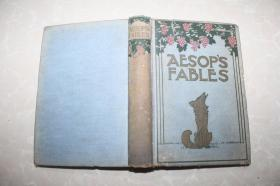 伊索寓言 英文版 Aesop`s Fables