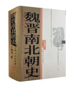 中国断代史系列 魏晋南北朝史 王仲荦 上海人民出版社